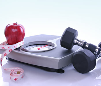 In combination, weight training, diet and exercise are an effective way to lose weight.